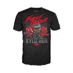 Figurine T-shirt Star Wars Kylo Ren Supreme Leader Funko Boutique Geneve Suisse
