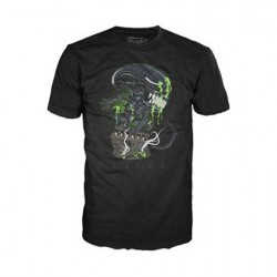 Figur T-shirt Alien 40th Xenomorph Funko Geneva Store Switzerland