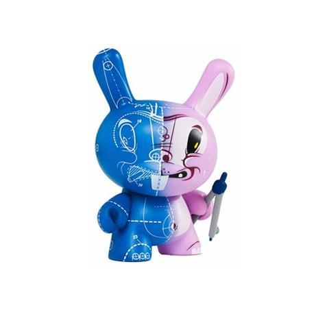 Figurine Dunny 2012 par Sergio Mancini Kidrobot Boutique Geneve Suisse