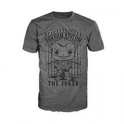Figurine T-shirt DC Comics The Joker Funko Boutique Geneve Suisse