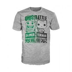 Figur T-shirt SOS Ghostbusters Dr. Peter Venkman Funko Geneva Store Switzerland