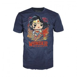 Figur T-shirt DC Comics Wonder Woman Funko Geneva Store Switzerland