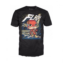 Figur T-shirt DC Comics Jim Lee The Flash Funko Geneva Store Switzerland