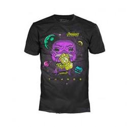 Figur T-shirt Avengers Infinity War Thanos Funko Geneva Store Switzerland