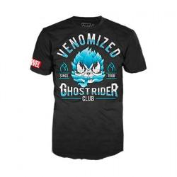 Figurine T-shirt Venomized Ghost Rider Funko Boutique Geneve Suisse