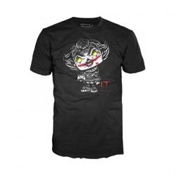 Figuren T-shirt IT Pennywise mit Beaver Hat Funko Genf Shop Schweiz