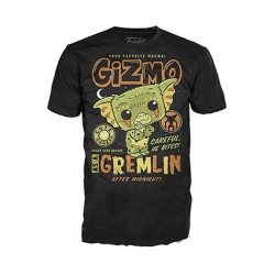 Figurine T-shirt Gremlins Gizmo Funko Boutique Geneve Suisse
