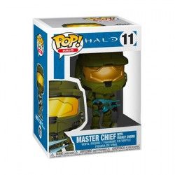 Figur Pop Halo Master Chief with Energy Sword Limited Edition Funko Geneva Store Switzerland