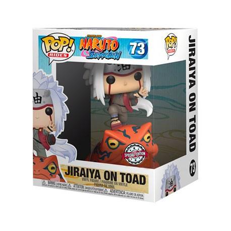 Figur Pop Rides Naruto Shippuden Jiraiya on Toad Funko Geneva Store Switzerland