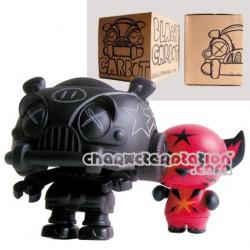 Figurine Carbot 11 à customiser par Steven Lee Boutique Geneve Suisse