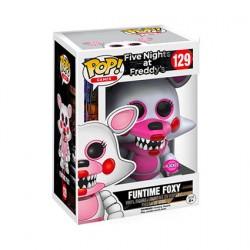 Figurine Pop Floqué Games FNAF Funtime Foxy Edition Limitée Funko Boutique Geneve Suisse