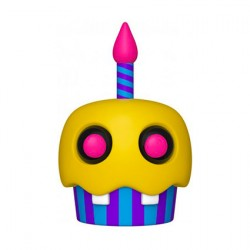 Figur Pop Games FNAF BlackLight Cupcake (Rare) Funko Geneva Store Switzerland