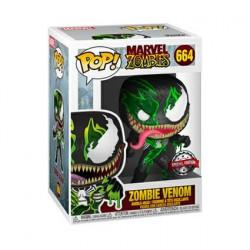 Figurine Pop Marvel Zombies Venom Zombie Edition Limitée Funko Boutique Geneve Suisse