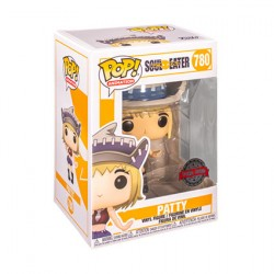 Figur Pop Anime Soul Eater Patty Limited Edition Funko Geneva Store Switzerland