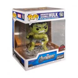 Figurine Pop Marvel Avengers Hulk Assemble Edition Limitée Funko Boutique Geneve Suisse