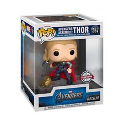 Figurine Pop Avengers Thor Assemble Deluxe Edition Limitée Funko Boutique Geneve Suisse