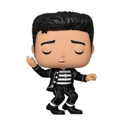 Figurine Pop Rocks Elvis Jailhouse Rock Funko Boutique Geneve Suisse