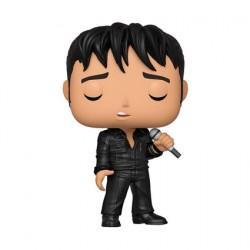 Figurine Pop Rocks Elvis 68 Comeback Special Funko Boutique Geneve Suisse