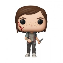 Figurine Pop The Last of Us Ellie Funko Boutique Geneve Suisse