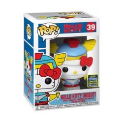 Figuren Pop SDCC 2020 Hello Kitty Robot Kitty Limitierte Auflage Funko Genf Shop Schweiz