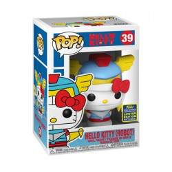 Figurine Pop SDCC 2020 Hello Kitty Robot Kitty Edition Limitée Funko Boutique Geneve Suisse