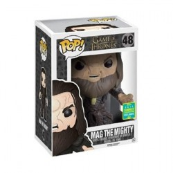 Figur Pop 15 cm SDCC 2016 Game Of Thrones Mag the Mighty Limited Edition Funko Geneva Store Switzerland