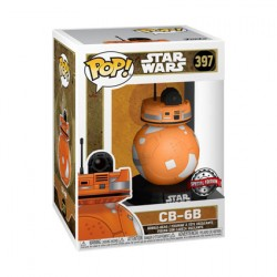 Figur Pop Star Wars Galaxy's Edge CB-6B Limited Edition Funko Geneva Store Switzerland