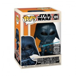 Figur Pop Star Wars Galactic 2020 Darth Vader McQuarrie Concept Limited Edition Funko Geneva Store Switzerland