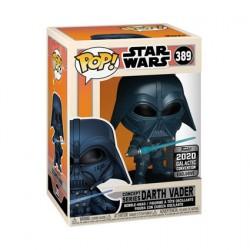 Figuren Pop Star Wars Galactic 2020 Darth Vader McQuarrie Concept Limitierte Auflage Funko Genf Shop Schweiz