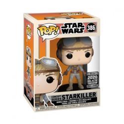 Figurine Pop Star Wars Galactic 2020 Starkiller McQuarrie Concept Edition Limitée Funko Boutique Geneve Suisse
