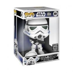 Figurine BOITE ENDOMMAGE Pop 25 cm Star Wars Galactic 2020 Stormtrooper Edition Limitée Funko Boutique Geneve Suisse