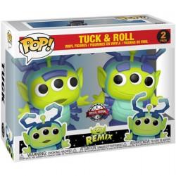 Figur Pop Pixar Alien Remix Tuck & Roll 2-Pack Limited Edition Funko Geneva Store Switzerland
