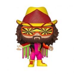 Figur DAMAGED BOX Pop Diamond Glitter WWE NWSS Macho Man Randy Savage Limited Edition Funko Geneva Store Switzerland