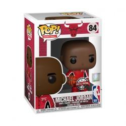 Figur Pop NBA Bulls Michael Jordan Red Warm-Ups Limited Edition Funko Geneva Store Switzerland
