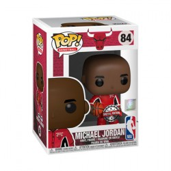 Figurine Pop NBA Bulls Michael Jordan Red Warm-Ups Edition Limitée Funko Boutique Geneve Suisse