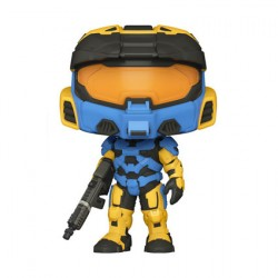 Figurine Pop Halo Infinite Spartan Mark VII with Vakara 78 Commando Rifle Deco Funko Boutique Geneve Suisse