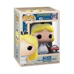 Figurine Pop Disneyland 65th Anniversary Alice Edition Limitée Funko Boutique Geneve Suisse