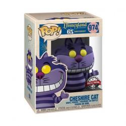 Figurine Pop Disneyland 65th Anniversary Cheshire Cat Edition Limitée Funko Boutique Geneve Suisse