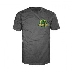 Figur T-Shirt Jurassic Park Clever Girl Velociraptor Funko Geneva Store Switzerland