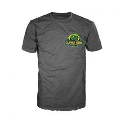Figuren T-Shirt Jurassic Park Clever Girl Velociraptor Funko Genf Shop Schweiz