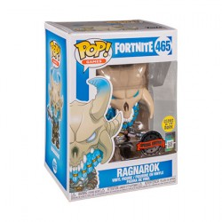 Figur Pop Glow in the Dark Games Fortnite Ragnarok Limited Edition Funko Geneva Store Switzerland