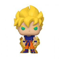Figurine Pop Dragon Ball Z Goku Super Saiyan First Appearance Funko Boutique Geneve Suisse