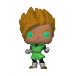 Figurine Pop Phosphorescent Dragon Ball Z Gohan Super Saiyan Edition Limitée Funko Boutique Geneve Suisse