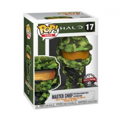 Figuren Pop Halo Infinite Master Chief Hydro Deco Limitierte Auflage Funko Genf Shop Schweiz