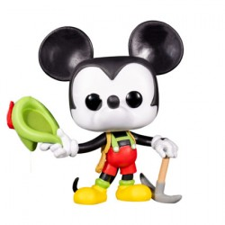Figurine Pop Disneyland 65th Anniversary Mickey In Lederhosen Funko Boutique Geneve Suisse
