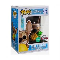Figur Pop Scented Disney Lilo and Stitch Tiki Stitch Limited Edition Funko Geneva Store Switzerland