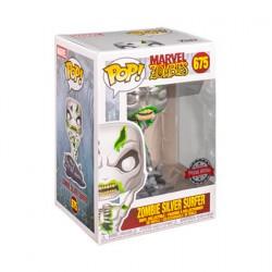 Figurine Pop Marvel Zombies Silver Surfer Edition Limitée Funko Boutique Geneve Suisse
