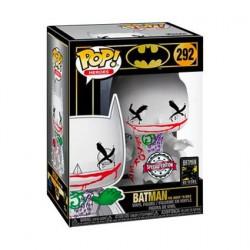 Figurine Pop Batman The Joker's Wild Edition Limitée Funko Boutique Geneve Suisse