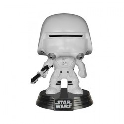 Figurine Pop Bobble Star Wars The Last Jedi First Order Snowtrooper Funko Boutique Geneve Suisse
