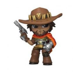 Figur Mini Figurine Overwatch McCree Geneva Store Switzerland